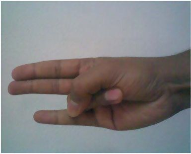 agni mudra. It helps to dissolve the extra fat boosting metabolism and controls obesity.Quickens digestion. Improves body strength. Reduces stress and tension. Controls high cholesterol levels.But if you are suffering from acidity or indigestion, avoid this mudra.