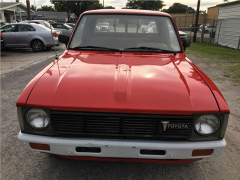 This 1981 Toyota Pickup is listed on Carsforsale.com for $8,500 in Tampa, FL. This vehicle includes Front Seat Type - Bench, Power Brakes, Tire Type, Wheel Diameter - 14 Inch