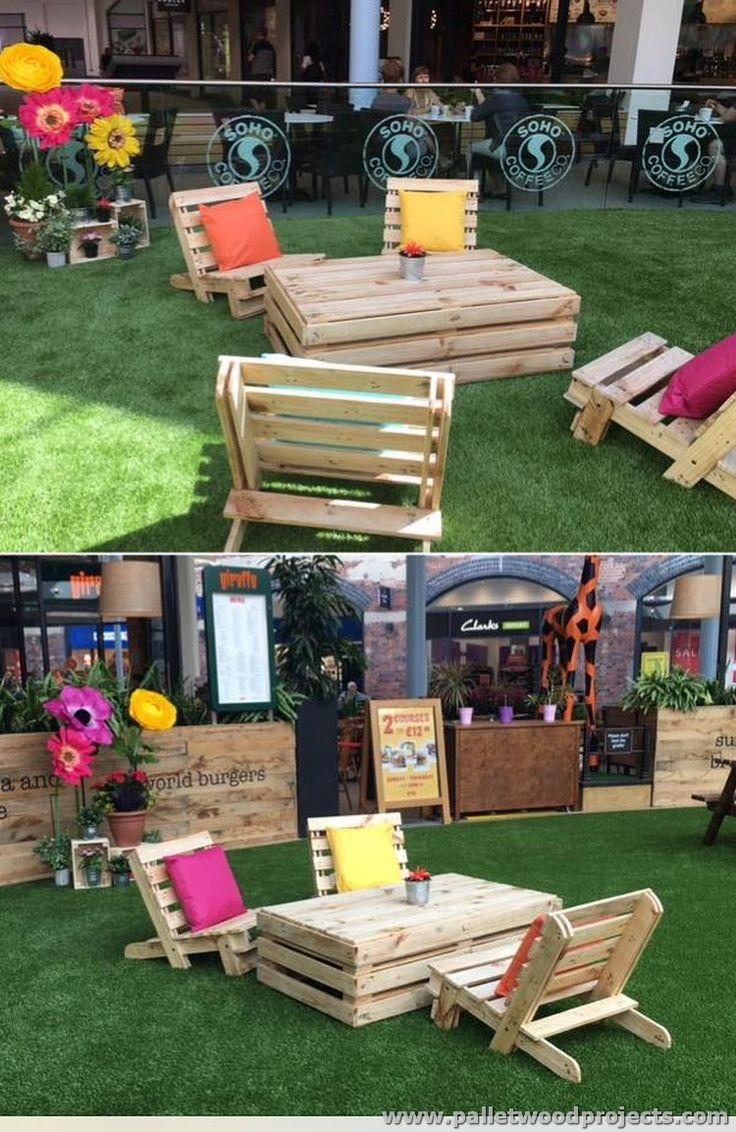 1000 ideas about pallet outdoor furniture on pinterest sofa richard f mackay sofa rustic furniture