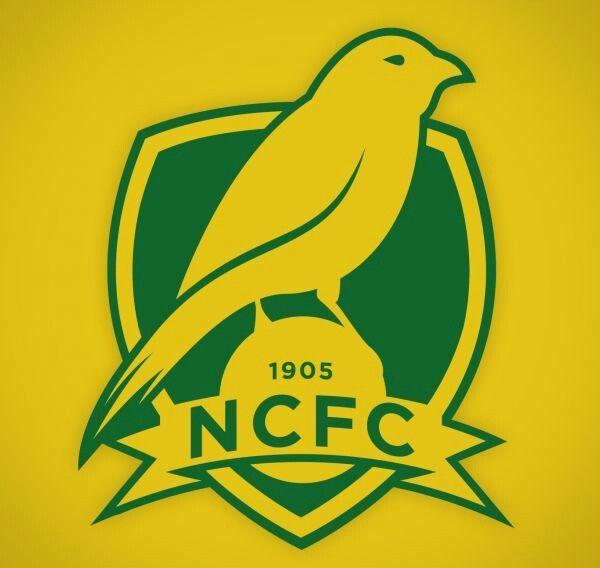 Norwich City crest.