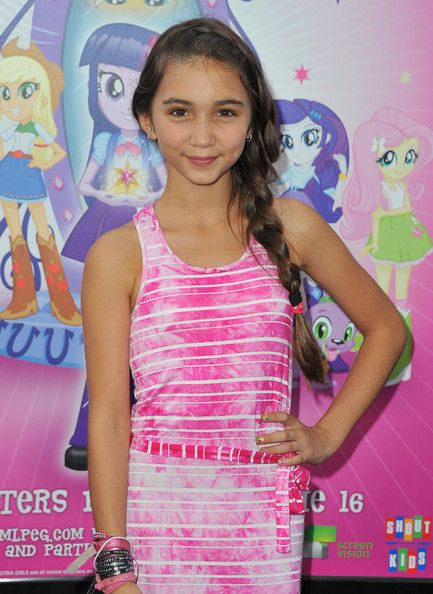 "Rowan Blanchard - 2013 Los Angeles Film Festival Premiere Of Hasbro Studios' ""My Little Pony Equestria Girls"" - Arrivals"