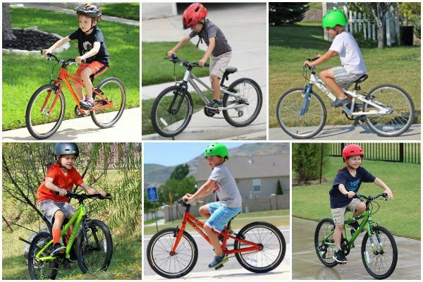 Kids Pedal Bikes Comparison Charts With Images Best Kids Bike