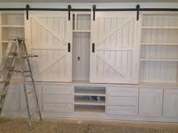 Image result for sliding barn doors for kitchen cabinets