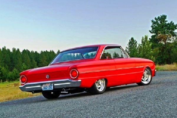 Ford Falcon | 1963 Falcon Sprint