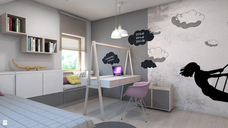 Pokój dziecka styl Nowoczesny - zdjęcie od A2 STUDIO pracownia architektury