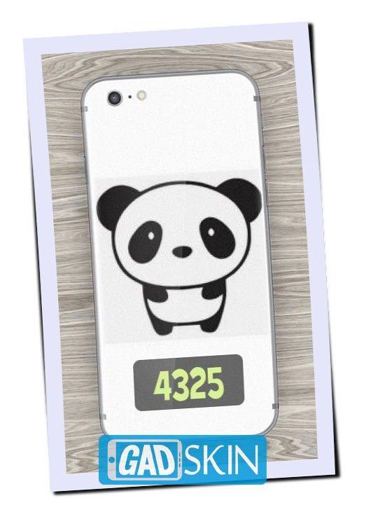 http://ift.tt/2cSRPlw - Gambar panda ini dapat digunakan untuk garskin semua tipe hape yang ada di daftar pola gadskin.