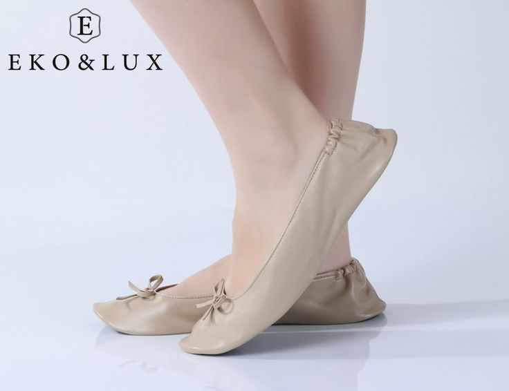 After-Party Foldable Ballet Flat Shoes