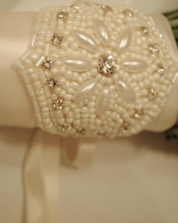 Cait Bouquet Wrap by AshleighMalangoneNY on Etsy, $48.00