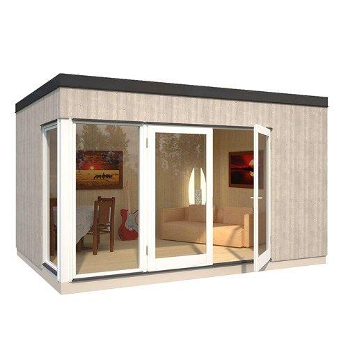 Anneks Malte 14,9 m² - Inkludert EPDM
