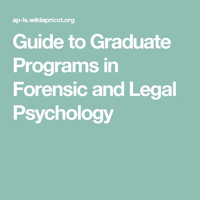 Forensic Psychology most popular college majors 2017