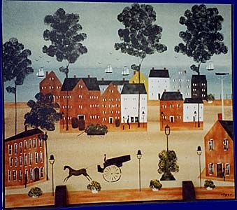 191 Best Images About Rufus Porter On Pinterest Folk Art