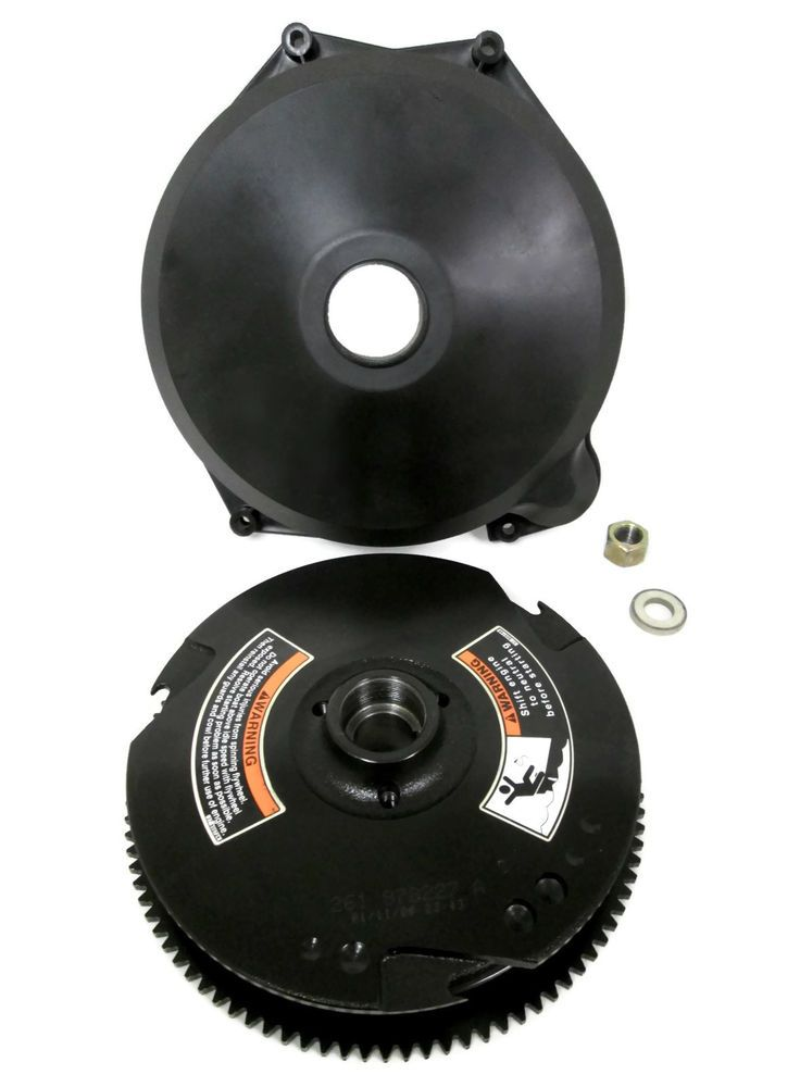 Hp Parts Store >> Mercury Outboard Flywheel 261 878227t2 100 115 125 Hp And