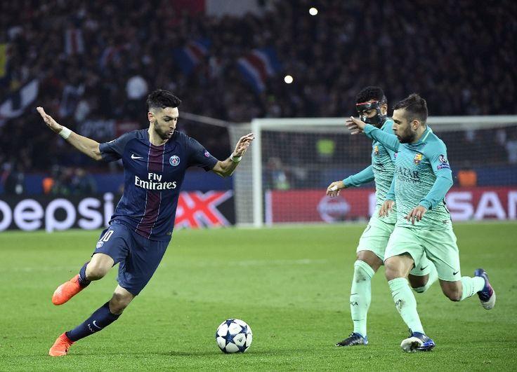 Javier Pastore, qui n'a joué que 10 matches toutes compétitions confondues cette saison en raison de blessures, a été titularisé à la surprise générale par Unai Emery dans les rangs du Paris SG à Marseille, dimanche pour le choc de la 27e journée de L1, selon la feuille de match diffusée par la LFP.