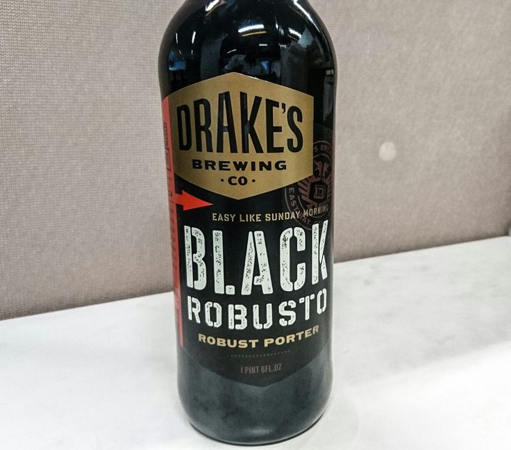 Black Robusto, Robust Porter, 6.3%. Drakes Brewing Co, San Leandro, California USA. Bottled on 10 Nov 17, this arrived here in Sydney this week. Haven't seen this brewery here before, so am interested to try it!