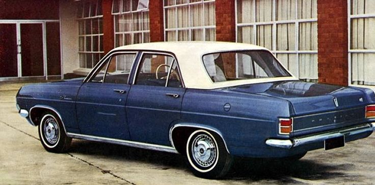 '65 HD Holden