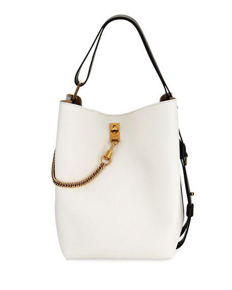 cb974ff9a982 GV Medium Leather Bucket Bag
