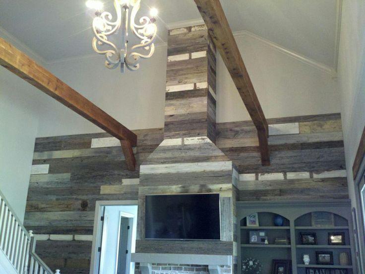10 Best Barnwood Bricks ® Interior Decorating Ideas Images