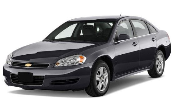 2012 Chevrolet Impala Owners Manual