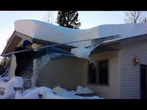 Videos Of The Minnsnowta Dynamo Amp Titan Roof Snow Rakes