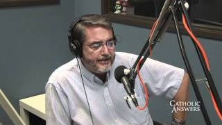 Scott Hahn explains Papal Infallibility, via YouTube.