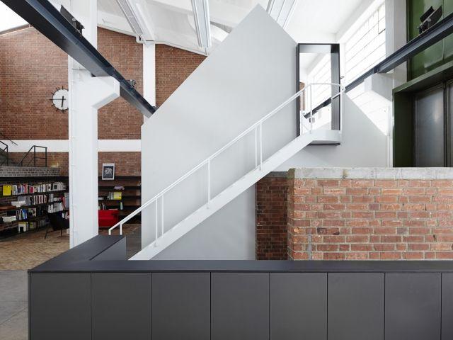 Halle A by Designliga - News - Frameweb