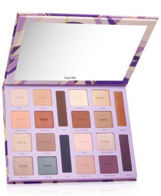 Tarte Color Vibes Amazonian Clay Eyeshadow Paletteb   macs