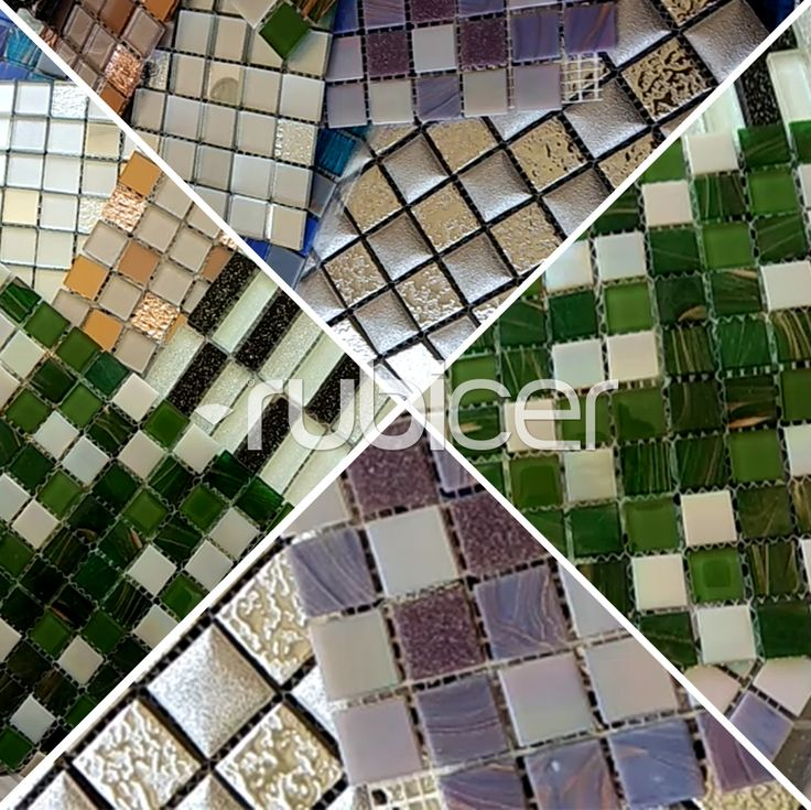 Welcome spring, color your home!  #pastilha #cor #texture #colors #mosaics #spring #rubicer