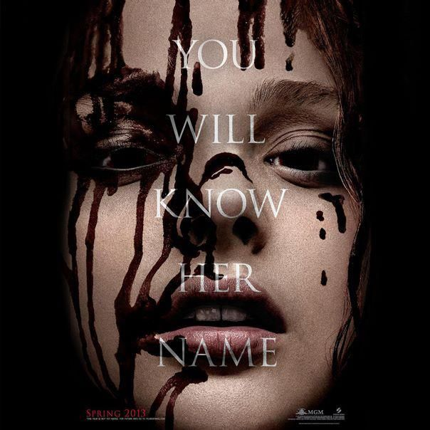 CARRIE 2013, the movie, is out TODAY in the USA. Who will go see it right away? cc @carriemovie