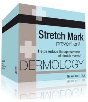 Dermology Stretch Mark Cream - Stretch Mark Removal and Prevention