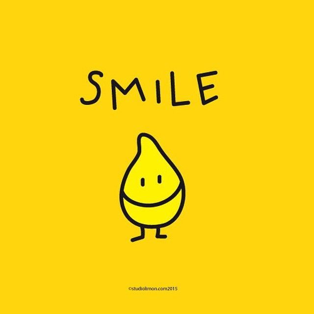Smile!  #studiolimon