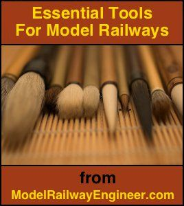 17 Essential Tools For Your Model Railway Tool Box + Tips