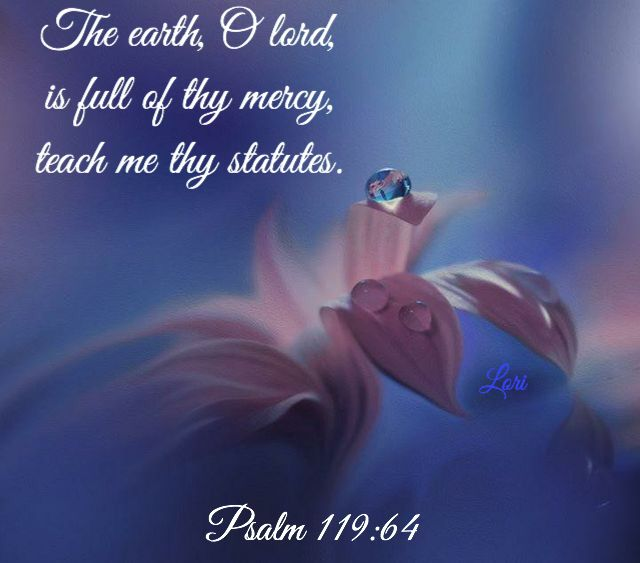 Pin by Jennifer Mclaughlin on Pinning for Yeshua | Psalm 119, Daily  scripture, Psalms