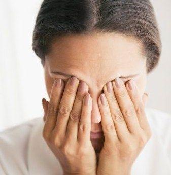 Как снять напряжение с глаз, простые способы