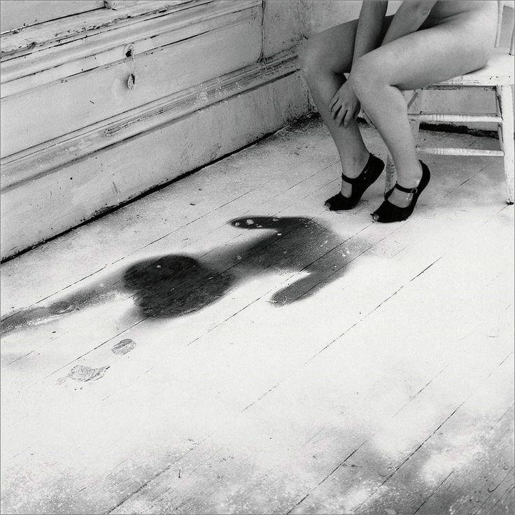 Francesca Woodman · Self Portrait | Self-timer · 1976