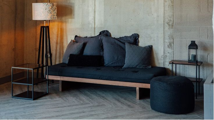 Kyoto Futon Day-Bed | Sofa Beds & Day-Beds | Natural Bed ...