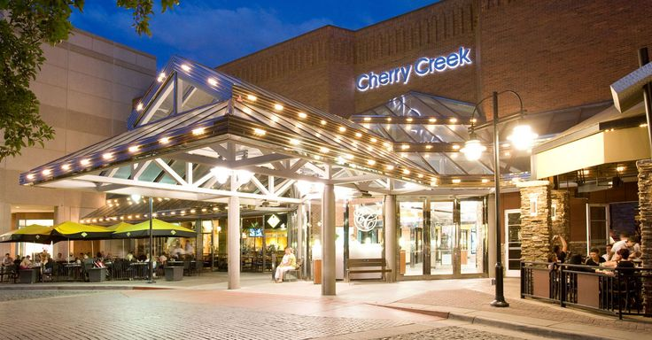 Located in the heart of Denver, Cherry Creek Shopping Center is the region's premier shopping environment with over 160 shops, including 40 stores exclusive to the area such as Saks Fifth Avenue, Neiman Marcus, Tiffany & Co., Burberry, Louis Vuitton and Ralph Lauren.