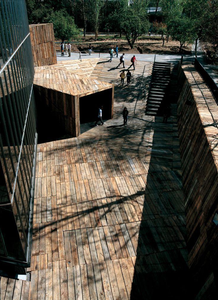 Siamese Towers | Campus San Joaquin Universidad Catolica de Chile/Santiago, Chile | Alejandro Aravena
