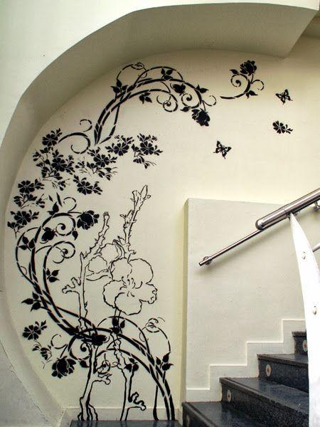 post de las escaleras mejor decoradas | Decorar tu casa es facilisimo.com