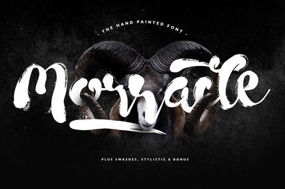 Morracle by Maulana Creative on Creative Market
