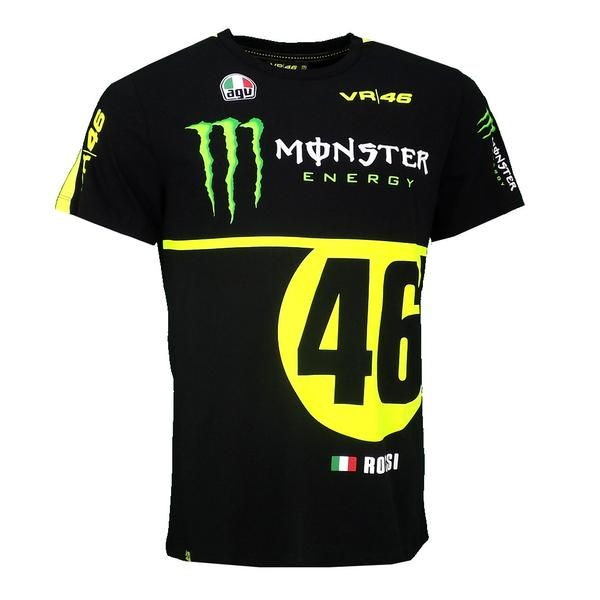 valentino rossi vr46 moto gp monza rally replica t shirt. Black Bedroom Furniture Sets. Home Design Ideas
