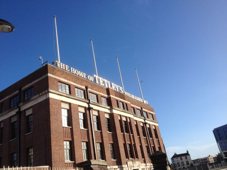 Tetley's was once brewed in Leeds, you could smell it for miles.