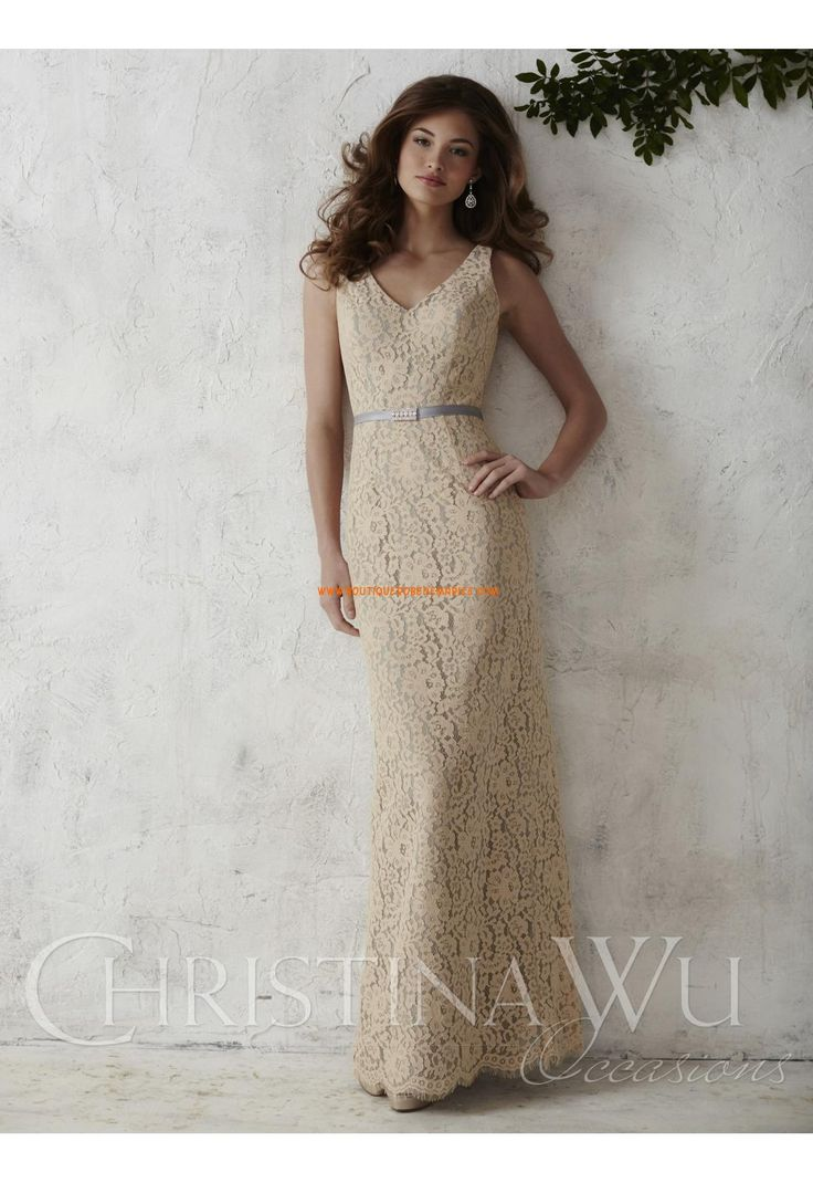 66 best robe de soire collection 2016 images on pinterest christina wu 22665 dress paisley lace v neckline sheath silhouette ombrellifo Gallery