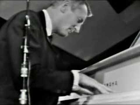 Bobby Troup...husband of Julie London.  A great musician! Route 66 is his composition...although covered by many other musicians, notably Nat King Cole, I think that Bobby Troup owns his performance of this song!