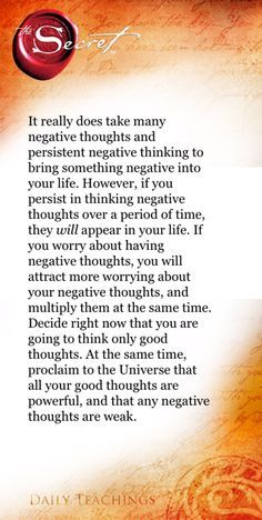 The Secret ~ Law of Attraction ❤