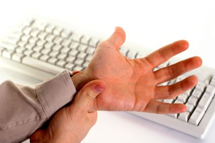 Repetitive strain injury syndrome - Physical issues