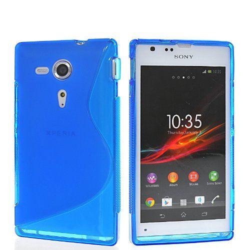 S-line TPU Θήκη Σιλικόνης Blue (Sony Xperia SP M35h/c5302/c5303) - myThiki.gr - Θήκες Κινητών-Αξεσουάρ για Smartphones και Tablets - Χρώμα μπλε