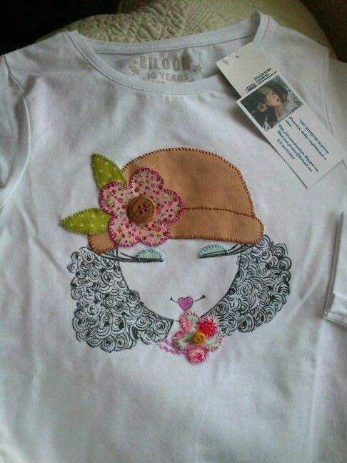 Camiseta MaraVilla de invierno.