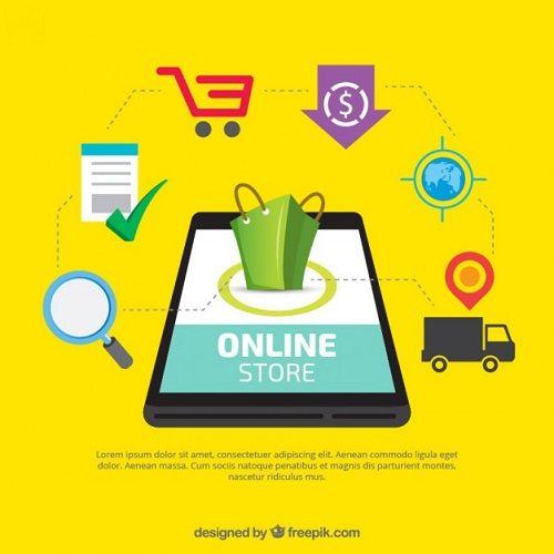 Creare magazin online