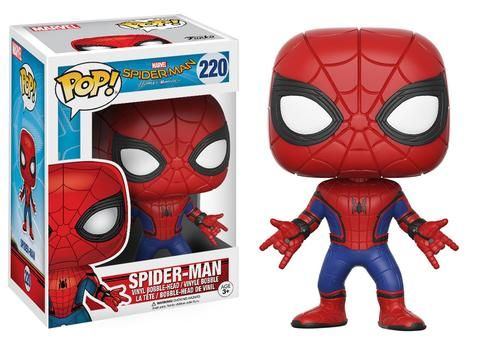 Funko Reveal New Spider-Man: Homecoming Dorbz, Pop Vinyls & More - POPVINYLS.COM