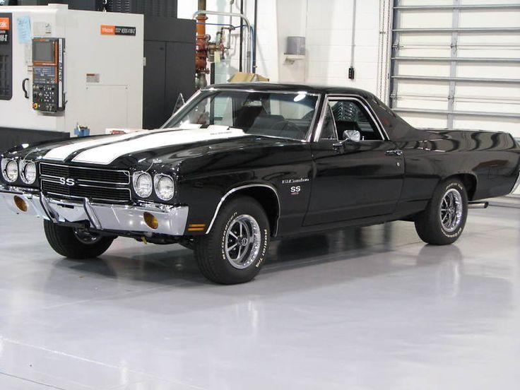 '70 El Camino SS 454 | Chevy Hardcore | cars | Pinterest ...